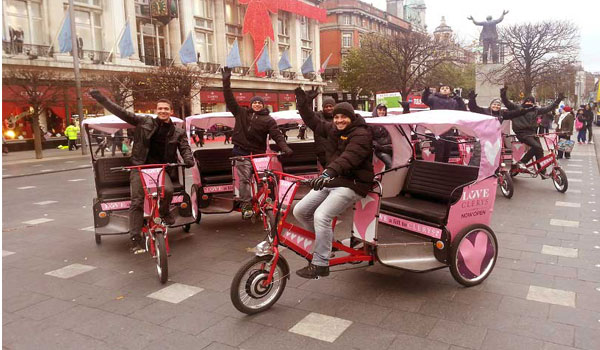 clerys rickshaws