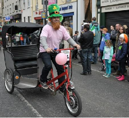 Pedicabs St Pats resize